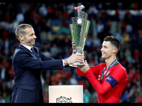 Portugal Beat Netherlands To Win First Nations League Final Sports Jamaica Star